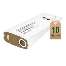 Staubsaugerbeutel Filtertüten weiß geeignet für Vorwerk Kobold VK 120 121 122