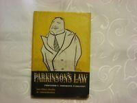 Parkinson's Law by C. Northcote Parkinson 1957