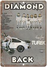 "Diamond Back BMX, BMX Racing Harry Leary RARE ad 10"" x 7"" retro metal sign"
