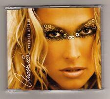 ANASTACIA Rare Cd Maxi WHY'D YOU LIE TO ME 5 tracks 2002 / 15