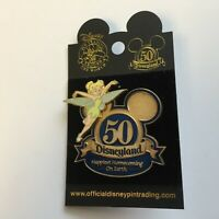 DLR - Happiest Homecoming On Earth Tinker Bell 50 Disney Pin 38501