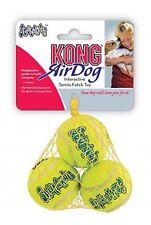 KONG Air SqueakAIR Balls Dog Toy, Extra Small 3 pack