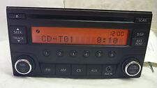 2013 2014 13 14  Nissan Sentra Radio Cd & Aux 28185-3VY0A PP-3442C Bulk 613