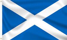 More details for scotland flag st andrews giant 8x5ft scottish scots huge official large football