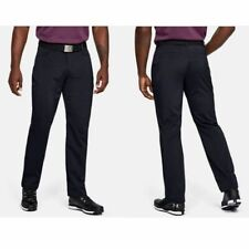 Under Armour UA Golf Men's Tech Golf Trousers - Black 001 - 1300198