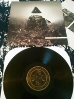 MURDER CONSTRUCT - RESULTS LP + INSERT N. MINT!!! ORIGINAL U.S RELAPSE RR7191