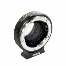 Metabones Nikon G to Micro Four Thirds, MFT, M43 Speed Booster ULTRA 0.71x