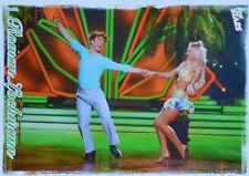 ROMAN LOCHMANN - Star Card - Foto Karte Mini Poster Die Lochis Let´s Dance NEU