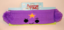 Adventure Time Cartoon Network Space Princess Knit Head Band New Tags OSFM