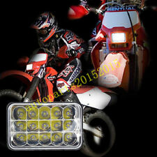 LED Conversion Headlight Lamp For Honda XR250 XR400 XR650 Suzuki DRZ Bright