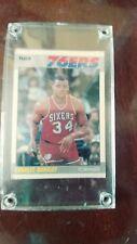 1987 Fleer Charles Barkley #9 Basketball Card