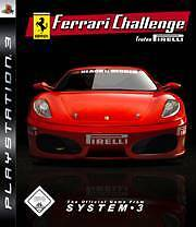 Playstation 3 FERRARI CHALLENGE * DEUTSCH * BRANDNEU