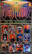Haight & Ashbury in the 60s | 1995 Orig. Rockument Poster | Art by Alton Kelley