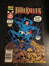Foolkiller#1 Incredible Condition 9.4(1990) 1st Solo Series!!