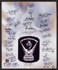 Beautiful Sandy Koufax Cy Young Winners Signed Huge 25x29 Photo 28 Sigs SGC COA