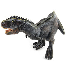 "Cektoys Realistic Detailed Dinosaur Figures Large 9"" Giganotosaurus Toys For 3"