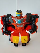 Playskool Heroes Transformers Rescue Bots Academy Team Hot Shot  Figure