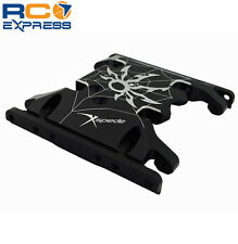 X Spede Axial SCX10 2 II Aluminum Skid Plate (Speed Transmission) XPSCXT133M01