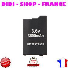 Batterie pour Sony PSP 1000 - 1004 FAT (pas Slim & Lite) - 3600 mah