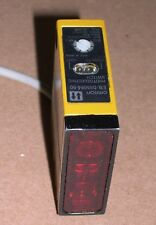 OMRON, E3L-DS50E4-50, PHOTOELECTRIC SENSOR WITH ATTACHED CABLE,USED IN DEMO ROOM