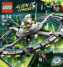lego ALIEN CONQUEST set number 7065, pre-owned, Alien Mothership. 100% Complete.