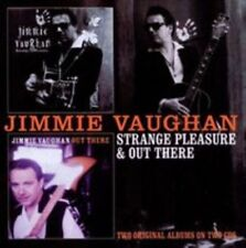 Strange Pleasure/out There 5013929883628 by Jimmie Vaughan CD