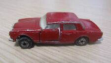Matchbox Cars No 59 Rolls Royce Silver Shadow + Jaguar XJ6