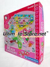 Jeu de société - HELLO KITTY 80 Jeux classiques - VF - 2009 - Jouable