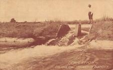 Irrigation District ORLAND, CA Glenn County c1910s Vintage Postcard