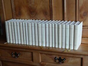 """LA BIBLE - ÉDITIONS """"RENCONTRE"""" - 22 VOLUMES - 1970 - COMPLET"""