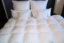 Bettdecke Decke Daunendecke Oberbett 60%25 Daunen 1200g kein Lebendrupf! 135x200cm