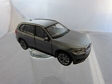 Welly BMW X 5 grau Metallic ca.12 cm lang