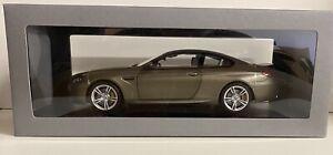 Paragon 1/18 Scale - BMW M6 Coupe (F13) Frozen Bronze Diecast Model Car