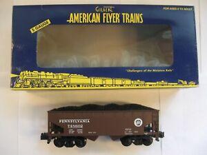 "American Flyer 6-48255 ""PENNSYLVANIA"" TTOS 40th CONV hopper ""NEW"" in ORIG BOX"