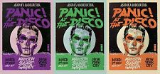 PANIC AT THE DISCO  Death Of A Bachelor 2017 NYC Tour Posters ***LAST ONES***