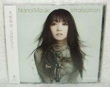 "Nana Mizuki Vitalization Taiwan CD (TV Anime ""Senki Zessho Symphogear G"" OP)"