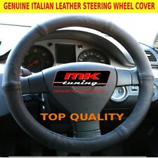 VOLVO RENAULT IVECO LORRIES TRUCKS LORRY SIZE 40-41cm BLACK STEERING WHEEL COVER