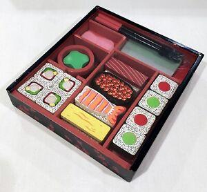 Melissa & Doug Sushi Box Wooden Toy Play Set