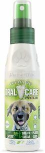PetzLife DOG CAT ORAL CARE Spray 4 oz PEPPERMINT Attack Pet Tooth PLAQUE TARTAR