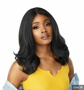 SENSATIONNEL CURLS KINKS & CO SYNTHETIC HAIR EMPRESS LACE FRONT WIG – ELITE BABE