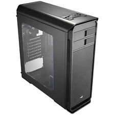 AERO - 500 Nero Gaming Case con finestra e Card Reader-en55514