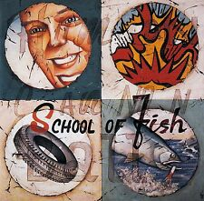 SCHOOL OF FISH : HUMAN CANNONBALL  / CD (CAPITOL RECORDS 1993)
