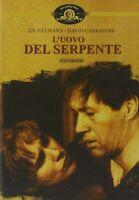 L'UOVO DEL SERPENTE - INGMAR BERGMAN - DVD NUOVO