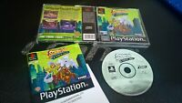 Scooby-Doo and the Cyber Chase Sony Playstation 1 PS1 3+ Action Game PAL THQ