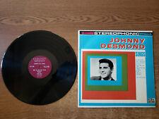 1960SVery Good Johnny Desmond-Johnny Desmond Sings Cxs 193 LP33