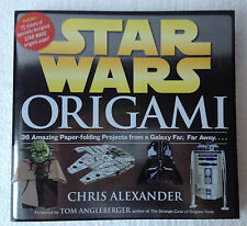 Star Wars Origami : 36 Amazing Paper-Folding Projects ++++ Extra Origami Paper