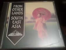 cd from other lands south east asia dewolfe de Wolfe ethnic music Dwcd 0080