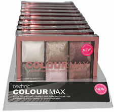 Technic Eyeshadow Palette-CAPPUCCINO colourmax-Occhi Shimmer