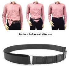 Unisex Shirt Stay Adjustable Belt Non-Slip Wrinkle-Proof Shirt Holder Strap