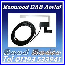 Kenwood DAB Windscreen Screen Glass mount Car Aerial Antenna New
